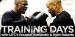 Training Days With UFC's Houston Alexander