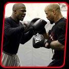 Training Days With UFC's Houston Alexander & Ryan Roberts!