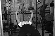 Flat Barbell Bench Press