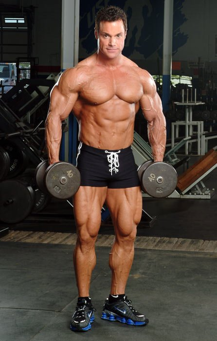 Over 40 Bodybuilder of the Week: Brian Smith