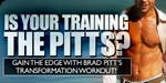 Gain The Edge With Brad Pitt's Transformation Workout!