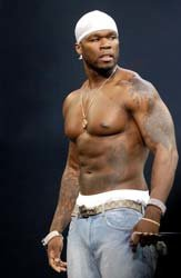 50 Cent Is Naturally A Bigger Guy, Believe It Or Not.