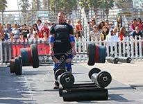 Strongman Corey St. Clair