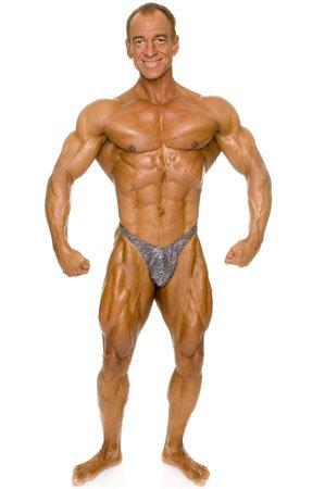 Layne Norton, Episode 18 - WNBF Natural Pro Bodybuilder Dave Goodin.