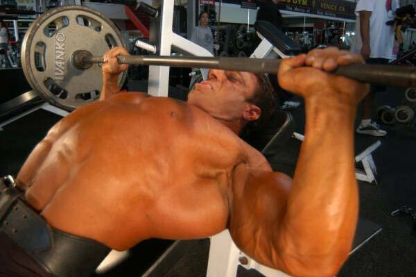 Positioning For Pecs Build A Massive Chest