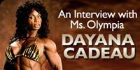 An Interview With Ms. Olympia Dayana Cadeau.