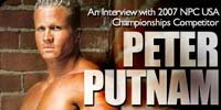 An Interview With Peter Putnam.