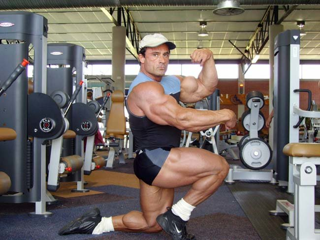 An Interview With Mr Proportion Ifbb Pro Francis Benfatto