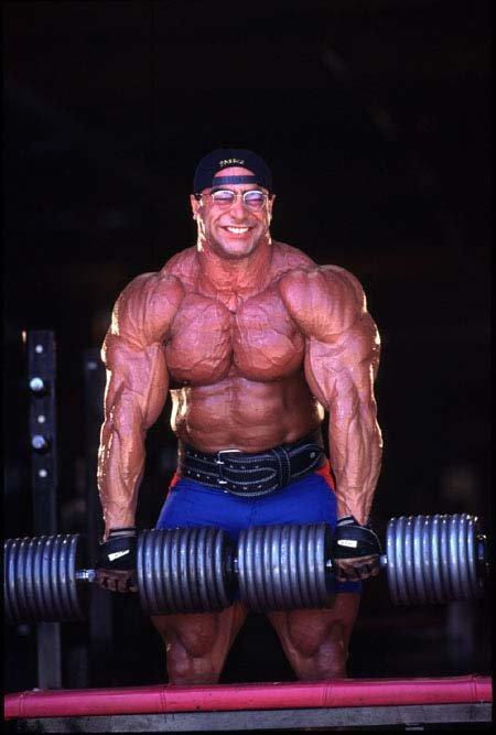 An Interview With Nasser El Sonbaty: Bodybuilding's