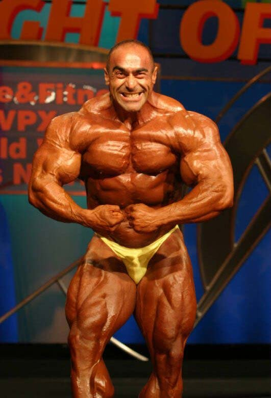pro bodybuilder steroid interview