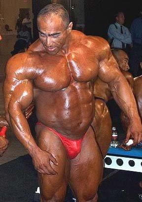 An Interview With Nasser El Sonbaty: Bodybuilding's Persona