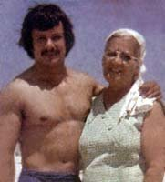 Anibal With His Mother