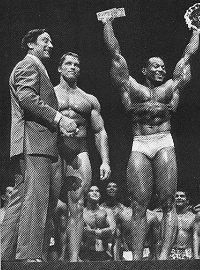 Sergio Oliva-Winning The 1969 Mr. Olympia