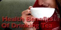 Health Benefits Of Drinking Tea.