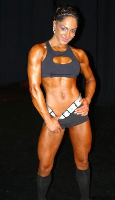 hot body building girls