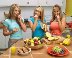 Eat Between Four To Six Meals A Day.