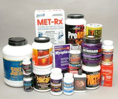 Supplements Are Additions To Good Nutrition And Training