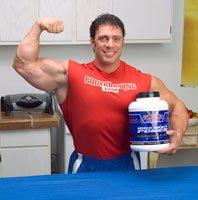 Bob Cicherillo Uses Higher Power Protein
