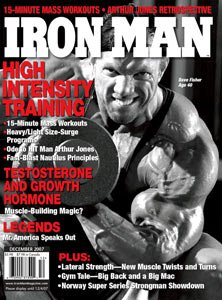 Iron Man December 2007