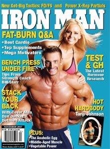 Iron Man November 2007