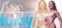 An Interview With IFBB Pro Lovena Tuley!