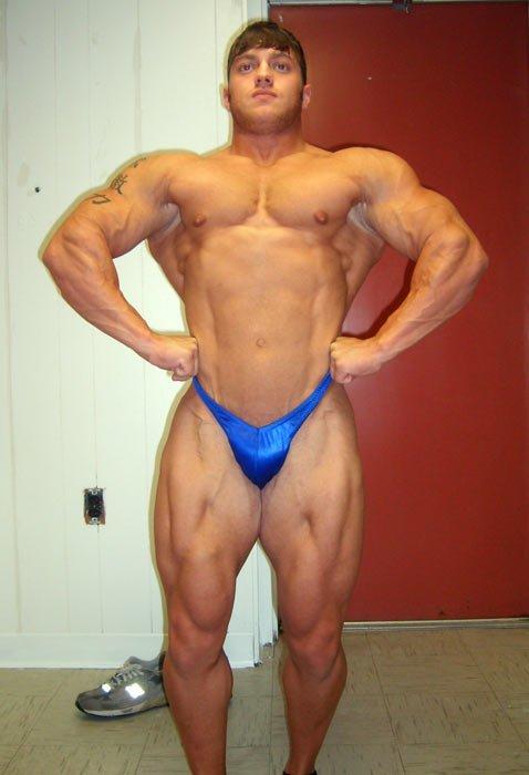 Bodybuilder Amateur 98