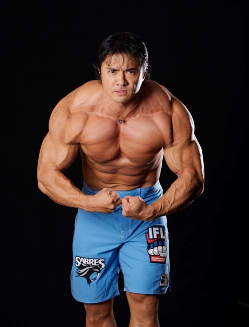 Ken Yasuda, Pro Bodybuilder & MMA Coach - Background & MMA