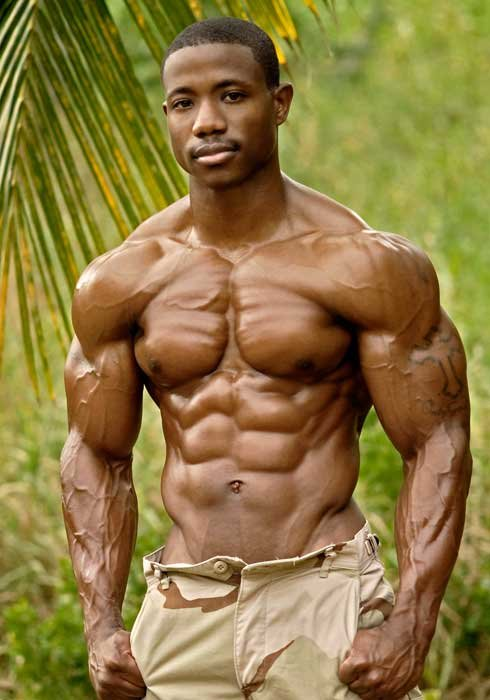 Amateur Bodybuilder Of The Week: Kenyatta Wilson! Pics and