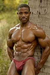 Amateur Bodybuilder Of The Week Kenyatta Wilson