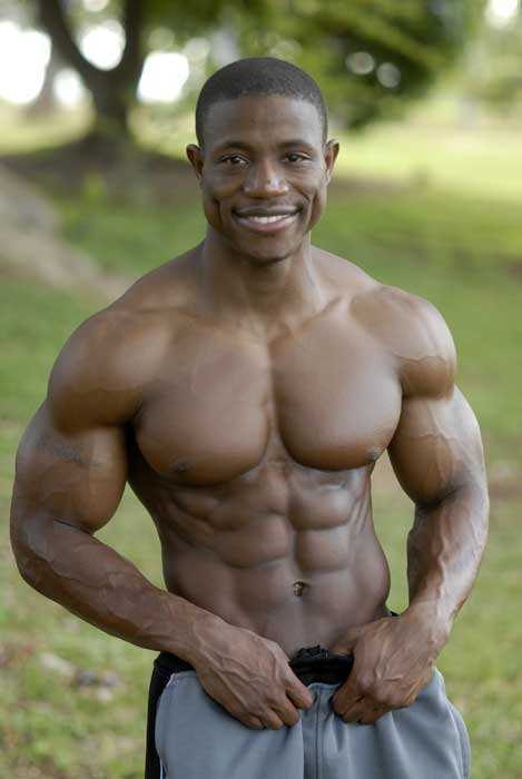 Amateur Bodybuilder of the Week: Kenyatta Wilson
