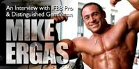 An Interview With Mike Ergas.