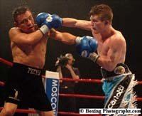 Hatton And Tszyu