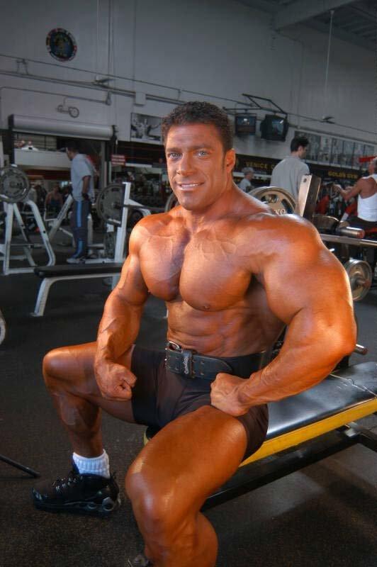 huge steroid gains