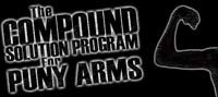 The Compound Solution Program For Puny Arms!