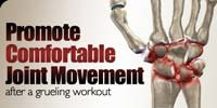 Promote Comfortable Joint Movement.