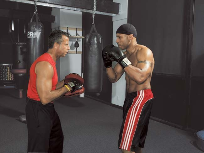 Ll Cool J S Platinum Workout An Inside Look At His