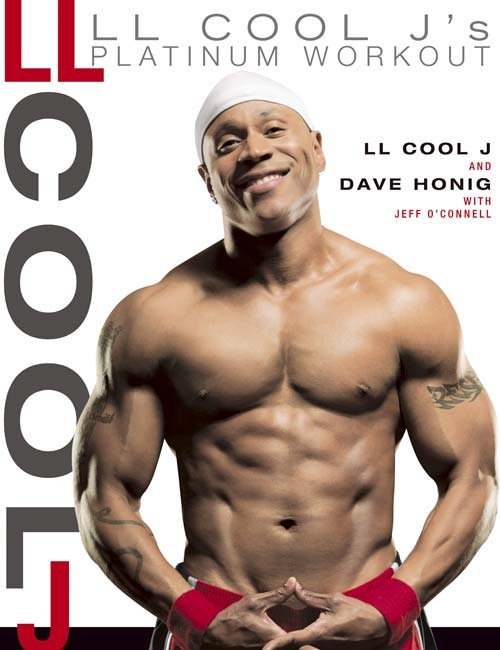 Ll cool j 39 s platinum workout an inside look at his training nutrition new book