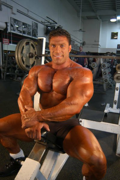 Natural limit for muscle growth