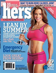 Muscle & Fitness Hers May/June 2008