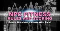 NPC Fitness Rules And Mandatory Moves!