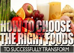 How To Choose The Right Foods To Successfully.