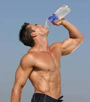 You Will Need To Up Your Water Intake To Around A Gallon.
