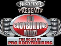 Pro Bodybuilding Weekly.