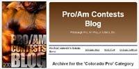 Pro/Am Contests Blog