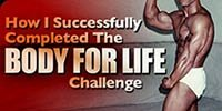 How I Successfully Completed The Body-For-LIFE Challenge!