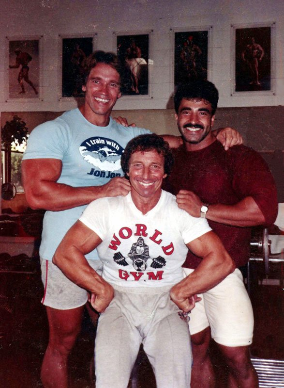 an interview with the lion of lebanon 1983 mr olympia