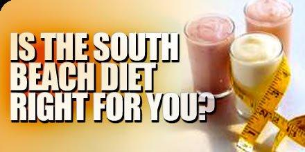 South beach diet phase 1 snacks