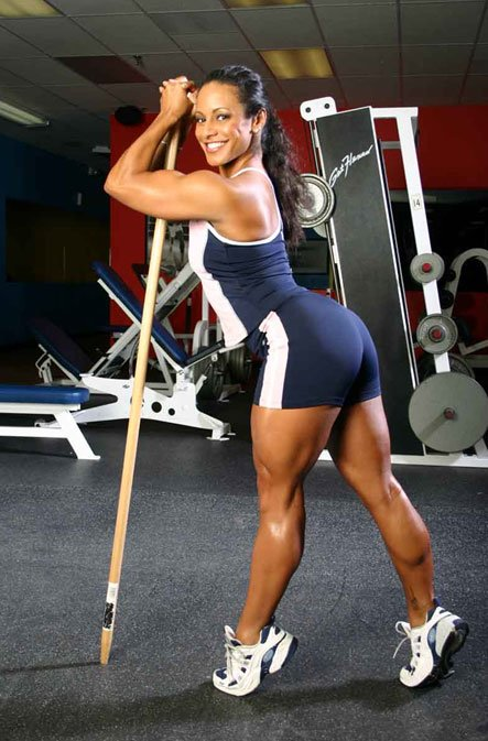 The Queen Of Quads Successful Training Tips Amp Workout For