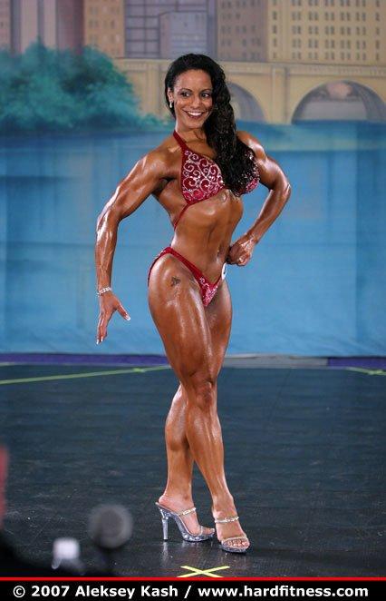 Sexy Muscular Legs