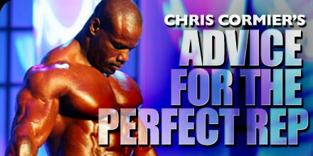 Chris Cormier's Advice For The Perfect Rep